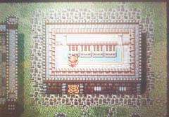 エルフの城の封印小部屋