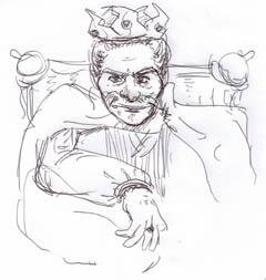 コーネリアの王様