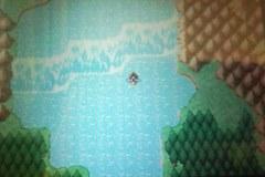滝の裏に洞窟なし