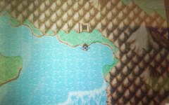 セミテの滝の洞窟