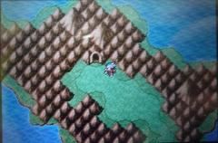 飛竜の洞窟入り口